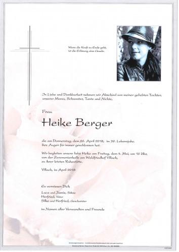 Heike Berger