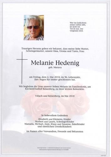 Melanie Hedenig