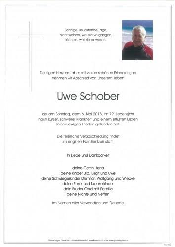 Uwe Schober