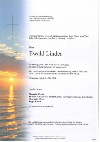 Ewald Linder