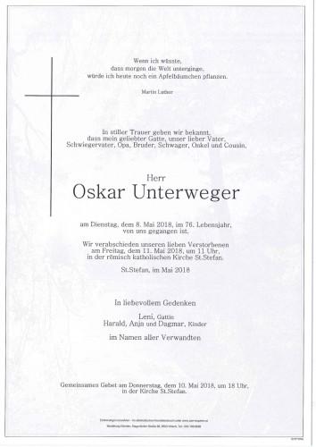 Oskar Unterweger