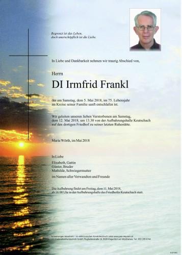 DI Irmfrid Frankl