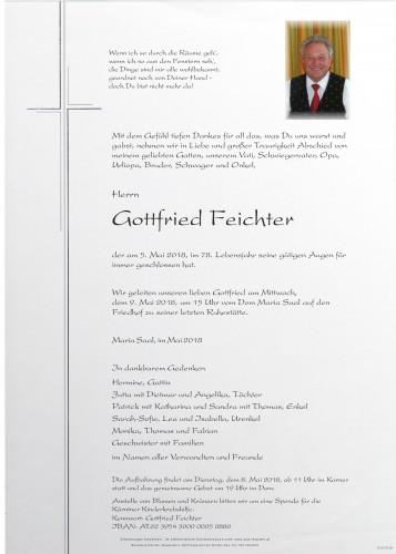 Gottfried Feichter
