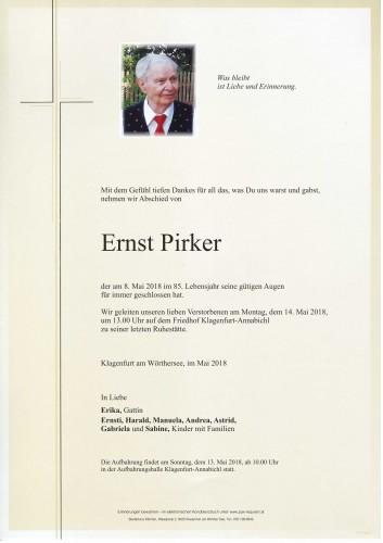 Ernst Pirker
