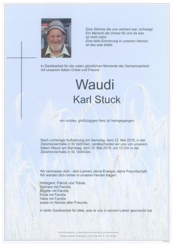 Karl Wenzel Stuck