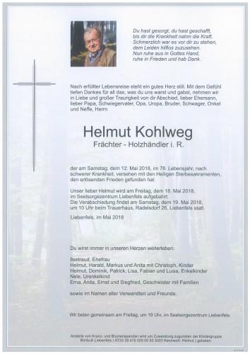 Helmut Kohlweg