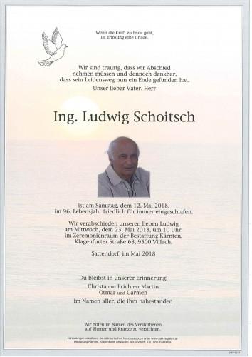 Ludwig Schoitsch