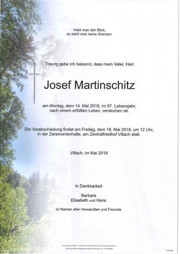 Josef Martinschitz