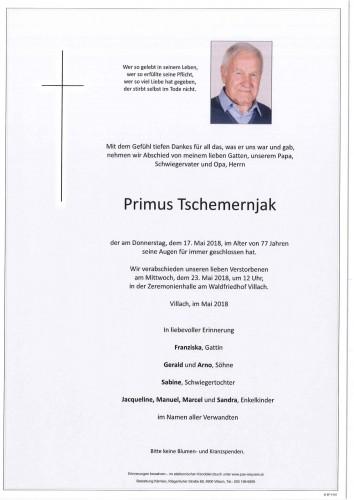 Primus Tschemernjak