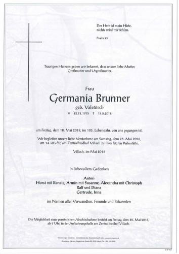 Germania Brunner