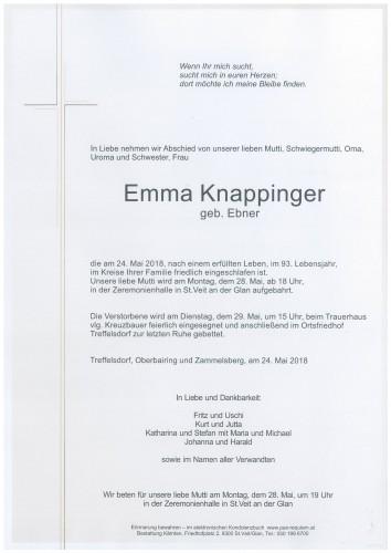 Emma Knappinger