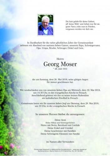 Georg Moser