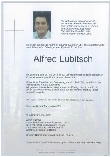 Alfred Lubitsch