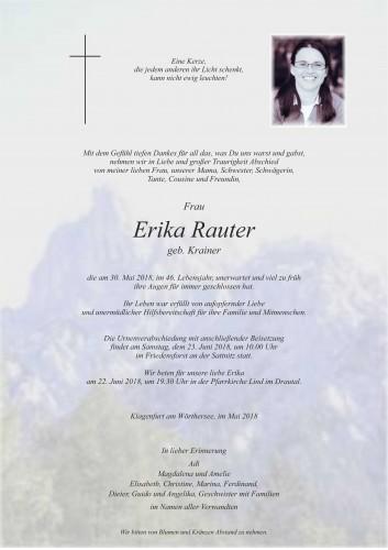 Erika Rauter