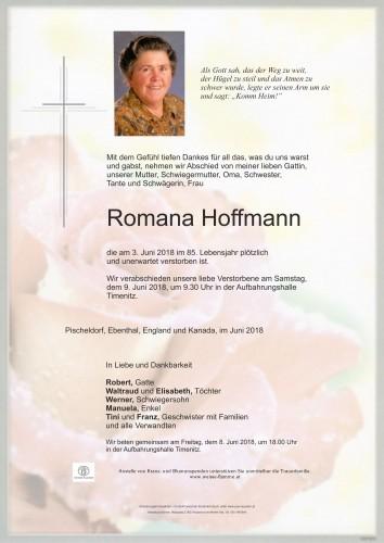Maria Romana Hoffmann