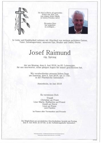 Josef Raimund