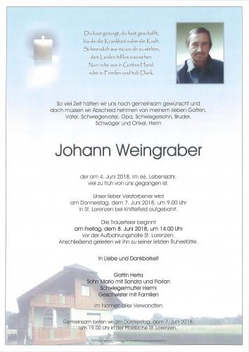 Johann Weingraber