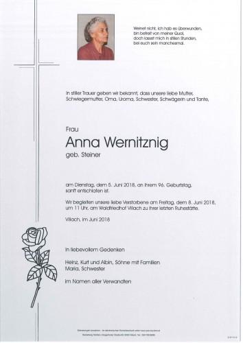 Anna Wernitznig