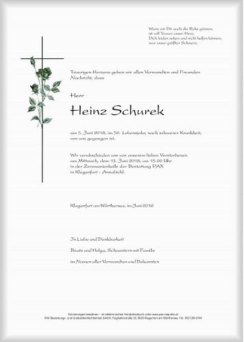 Heinz Schurek