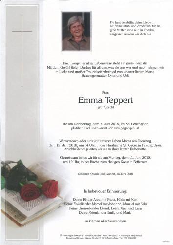 Emma Teppert