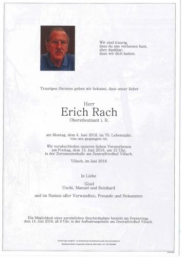 Erich Rach