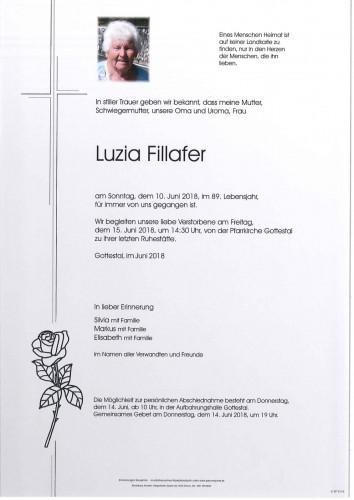 Luzia Fillafer