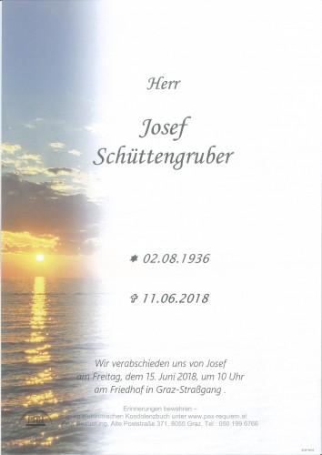 Josef Schüttengruber