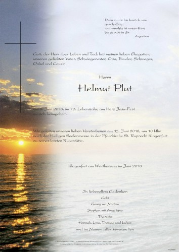 Helmut Plut