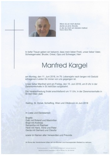 Kargel Manfred