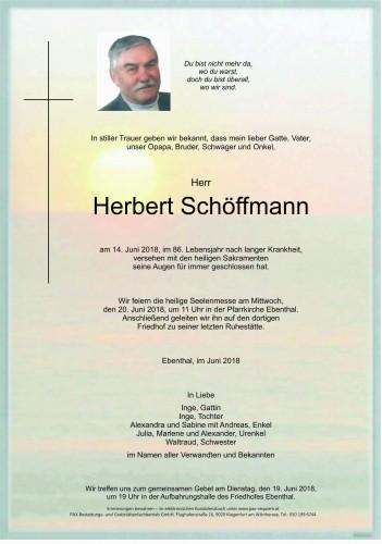 Herbert Schöffmann