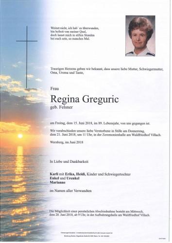 Regina Greguric