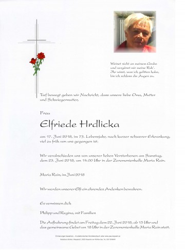 Elfriede Hrdlicka
