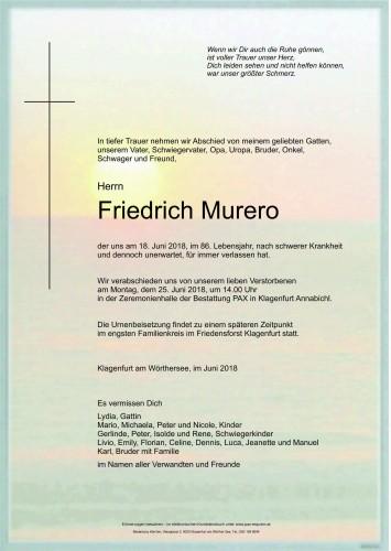Friedrich Murero