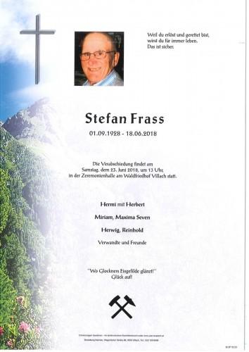 Stefan Frass