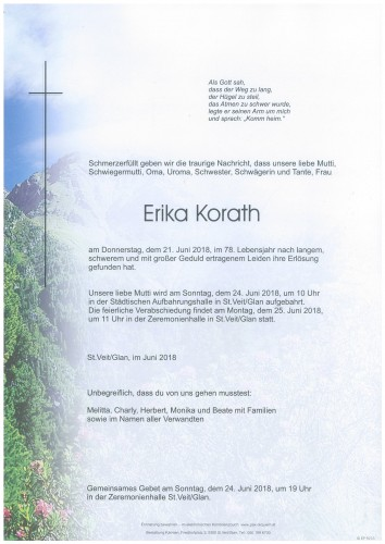 Erika Korath