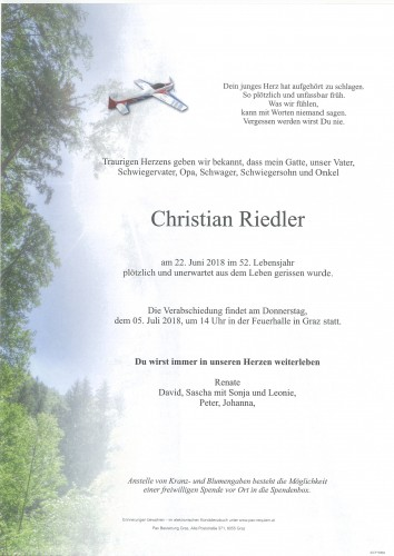Christian Riedler