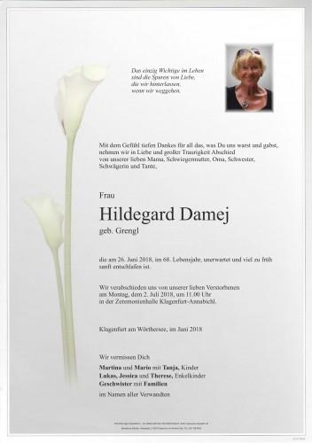 Hildegard Damej