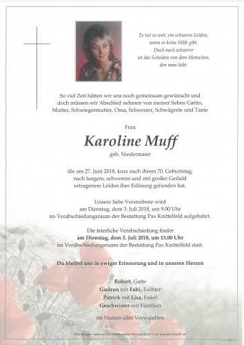 Karoline Muff