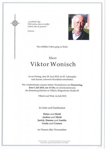 Viktor Wonisch