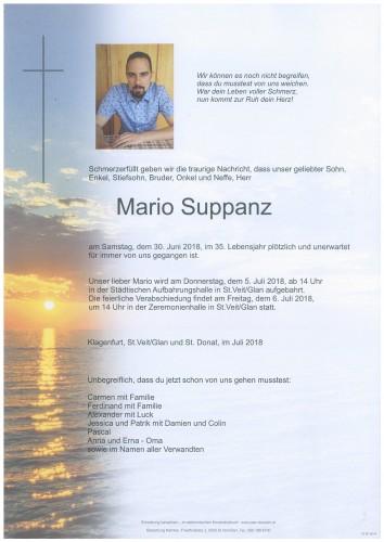 Mario Suppanz