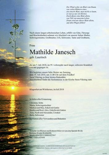 Mathilde Janesch