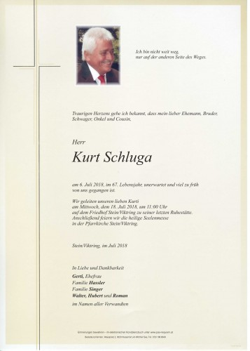 Kurt Schluga