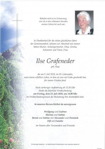 Ilse Grafeneder