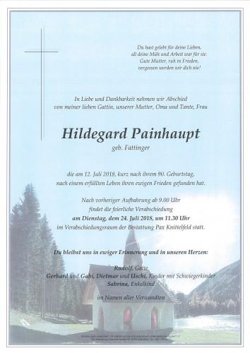 Hildegard Painhaupt