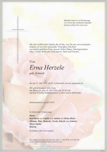 Erna Herzele