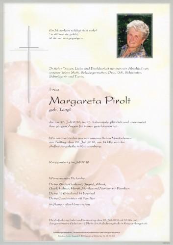Margareta Pirolt