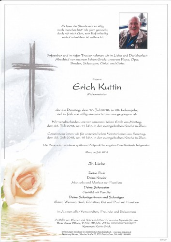 Erich Kuttin
