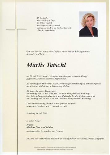 Marlis Tatschl