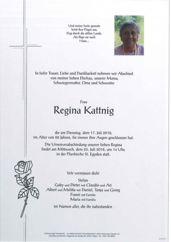 Regina Kattnig