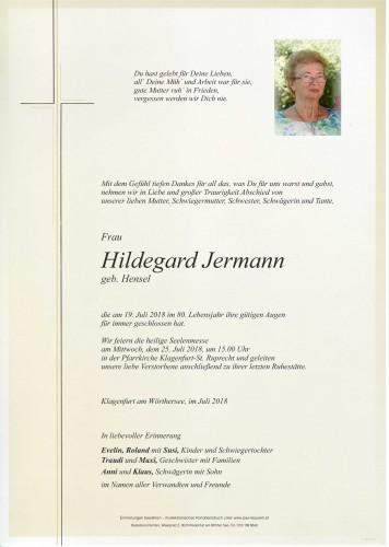 Hildegard Jermann